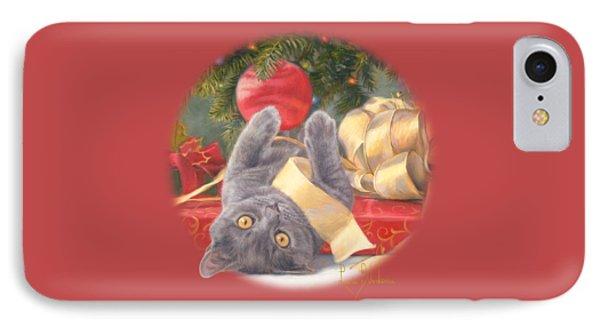 Christmas Surprise IPhone Case