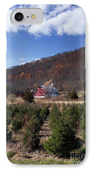 Christmas Tree Shopping IPhone Case