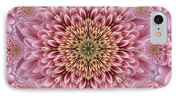 Chrysanthemum Beauty IPhone Case