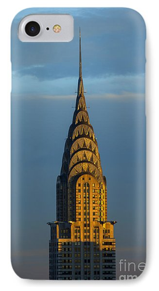 Chrysler Building In The Evening Light IPhone Case