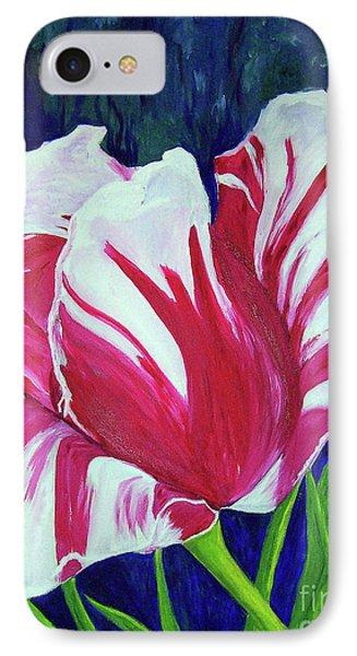 Chucks Tulip IPhone Case