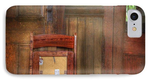 Church Chair II IPhone Case