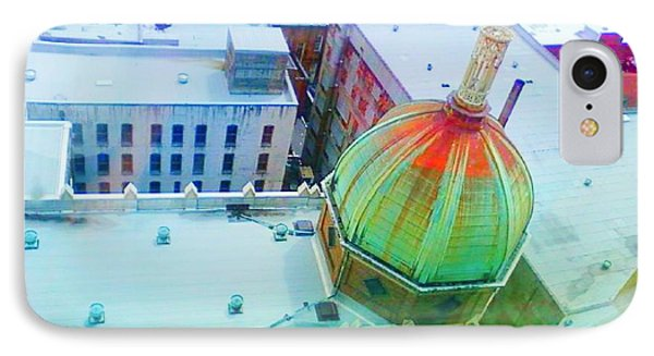 Church Dome II IPhone Case