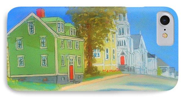 Church In Lunenburg IPhone Case