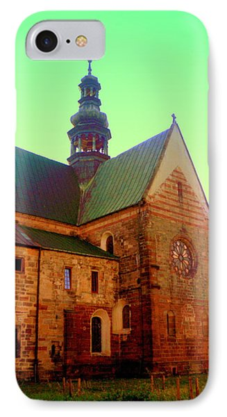 Church Of The Blessed Virgin Mary And St. Florian In The Wachock IPhone Case