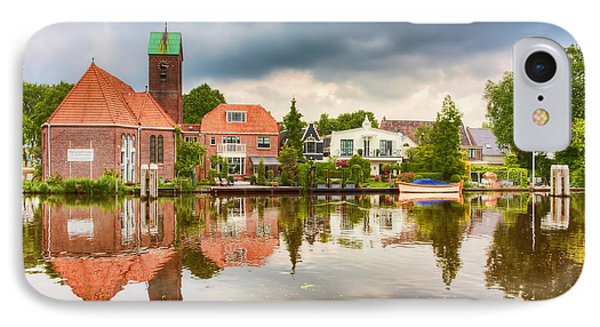 Church Reflections IPhone Case
