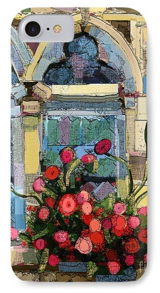 Church Window IPhone Case