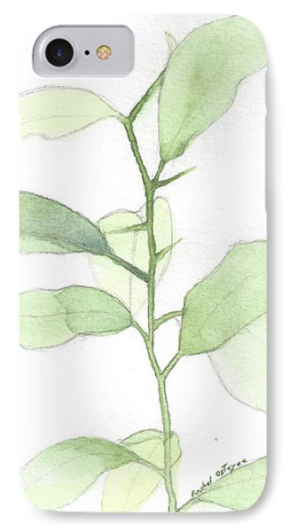 Citrus Sapling IPhone Case