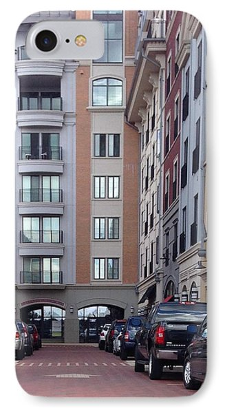 City Scene IPhone Case