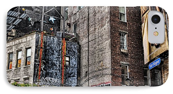 City Scenes Nyc IPhone Case