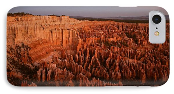 Civil Dawn At Bryce Canyon IPhone Case