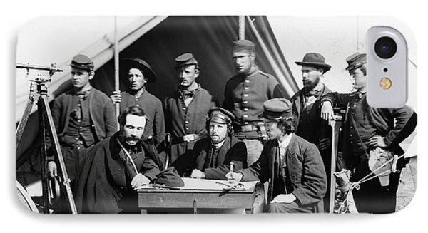 Civil War: Engineers, 1862 IPhone Case