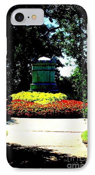 Civil War Unknowns At Arlington Cemetery IPhone Case