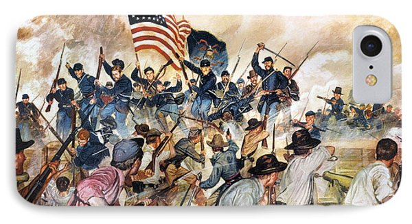 Civil War: Vicksburg, 1863 IPhone Case