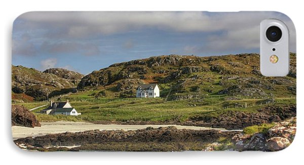 Clachtoll Beach IPhone Case