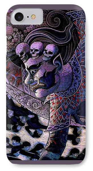 Claiming Lost Souls  IPhone Case