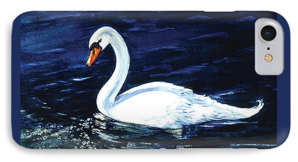Clearwater Swan IPhone Case