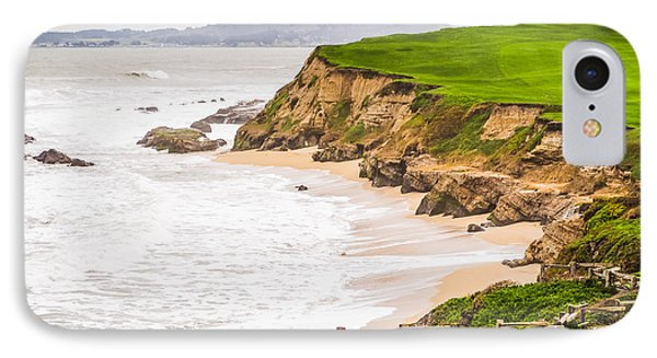 The Cliffs At Half Moon Bay IPhone Case