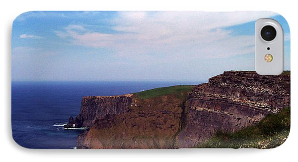 Cliffs Of Moher Aill Na Searrach Ireland IPhone Case
