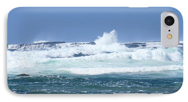Cliffs Of The Aran Islands 2 IPhone Case