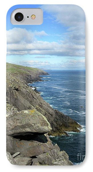 Cliffs Of The Aran Islands IPhone Case