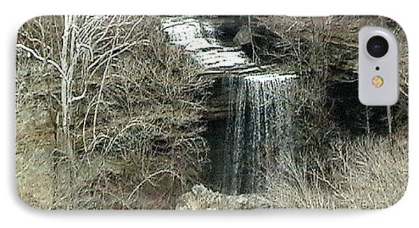 Clifty Falls - Late Fall In Indiana IPhone Case