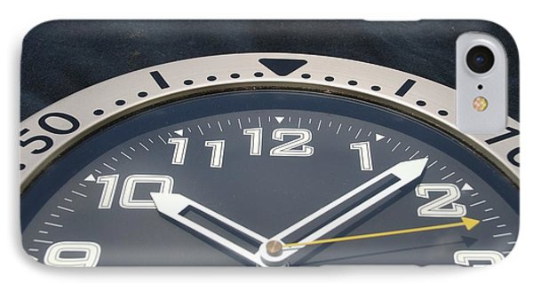 Clock Face IPhone Case