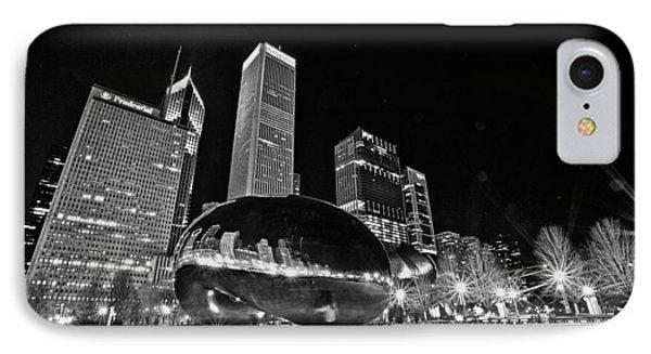 Cloud Gate IPhone Case