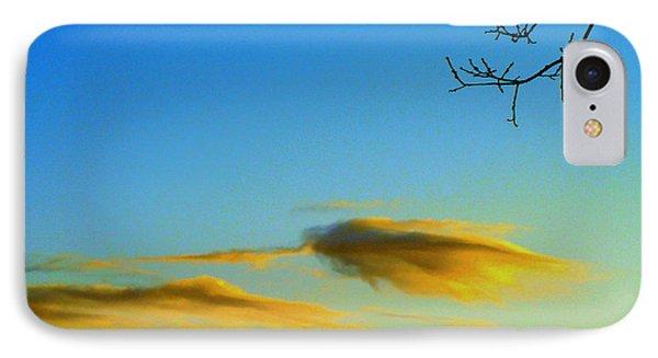 Cloud Heron IPhone Case