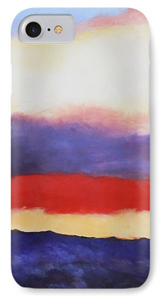 Cloud Layers 4 IPhone Case