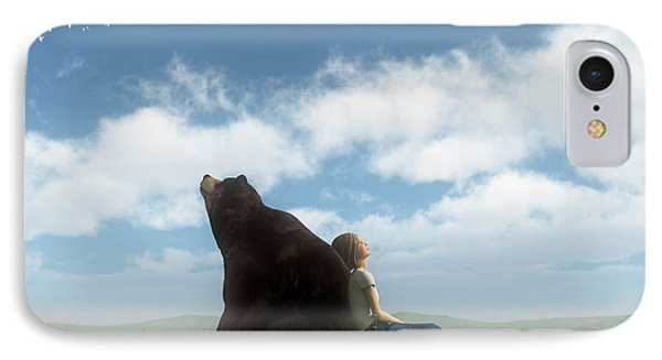 Cloud Watchers IPhone Case