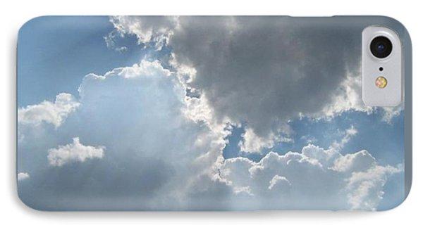 Clouds 1 IPhone Case