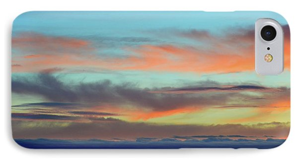 Clouds At Different Altitudes  IPhone Case