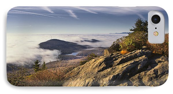 Clouds Over Grandmother Mountain IPhone Case