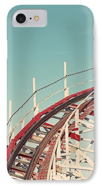 Coast - California Coaster IPhone Case