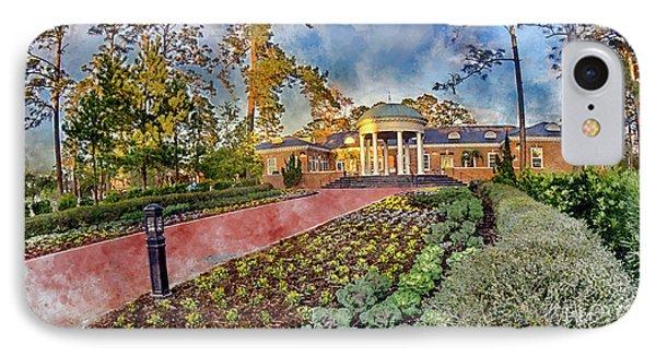 Coastal Carolina University Digital Watercolor IPhone Case