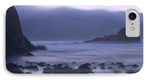 Coastal Fog - Big Sur IPhone Case