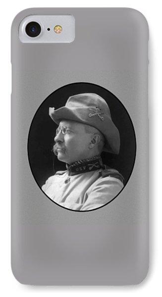 Colonel Roosevelt IPhone Case