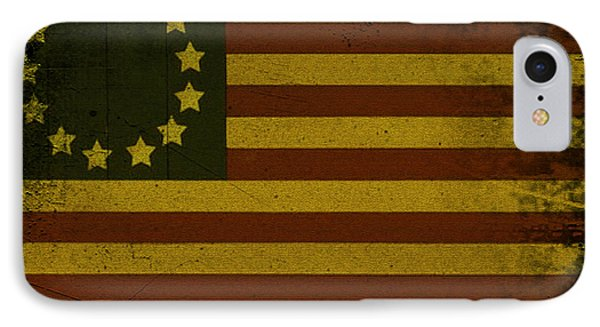 Colonial Flag IPhone Case