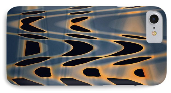 Color Abstraction Xxiv  IPhone Case