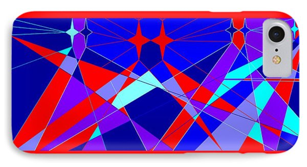 Colorful 1 IPhone Case