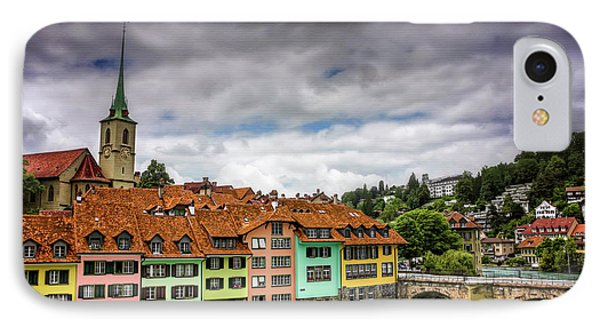 Colorful Bern Switzerland  IPhone Case