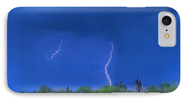 Colorful Desert Storm IPhone Case