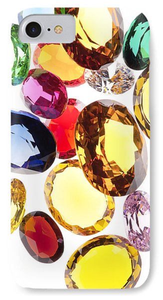 Colorful Gems IPhone Case