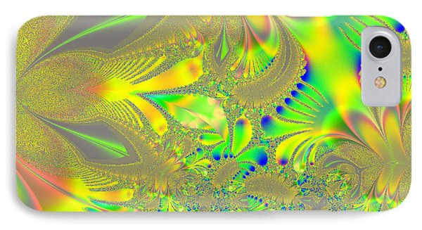 Colorful Jeweled Abstract IPhone Case