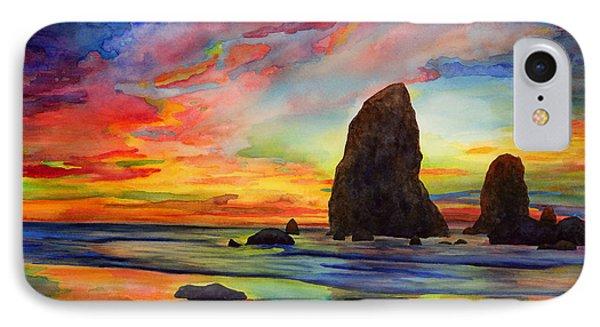 Colorful Solitude IPhone Case