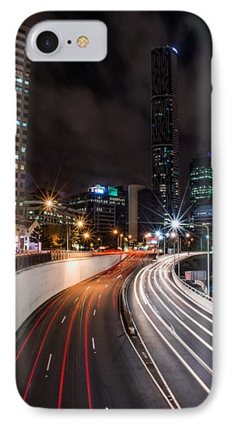 Colors Of The City IPhone Case