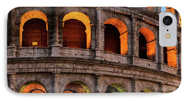 Colosseum In Rome, Italy IPhone Case