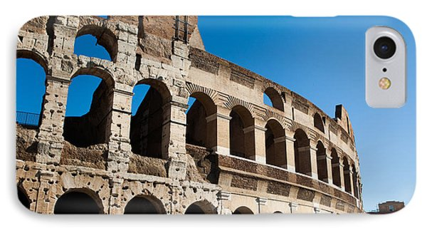 Colosseum - Old And New IPhone Case