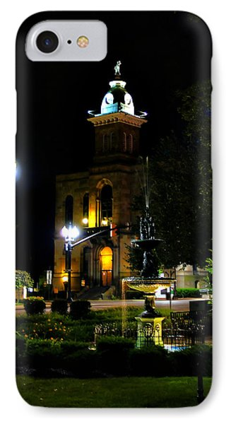 Columbiana Cty Courthouse IPhone Case